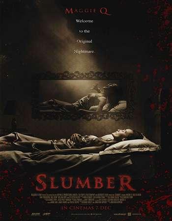 Slumber 2017 English 720p Web-DL 680MB ESubs