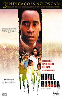 Hotel Ruanda - DVDRip Dublado