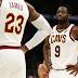 NBA: Dwyane Wade no era bienvenido en Cleveland Cavaliers