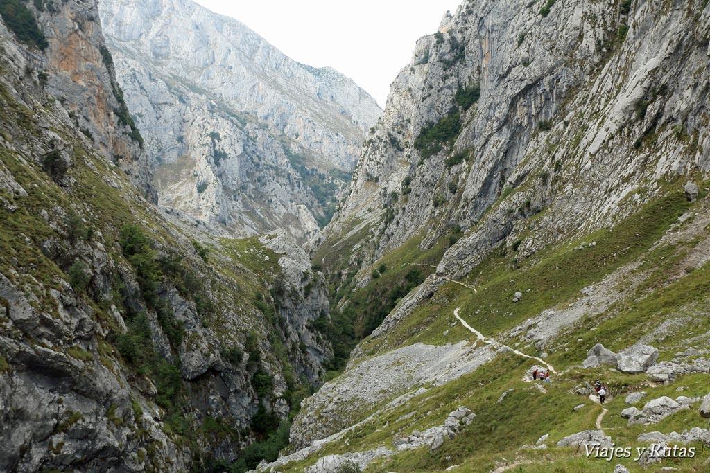Rutas por Asturias: Canal del Tejo