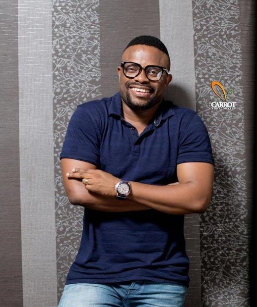 Actor Bishop Ime (Okon Lagos) drops new photos as he celebrates birthday today