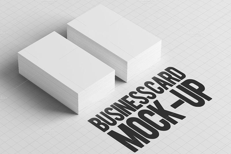 Business Card Mockup Bundle