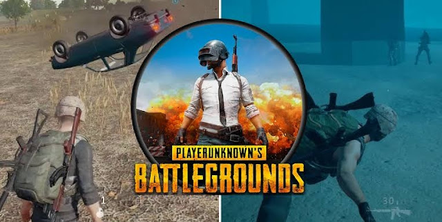 PUBG game's unknown information and secret mystery