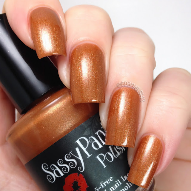 Sassy Pants Polish-Aradia