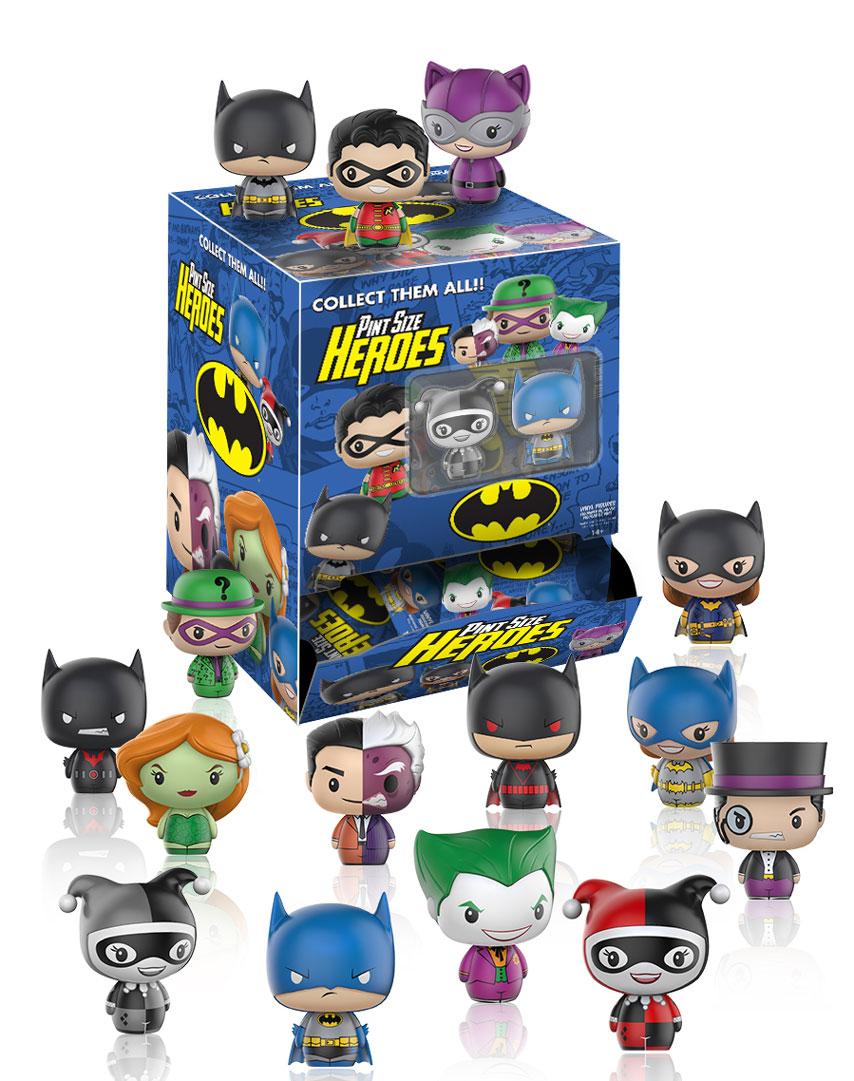 The Blot Says Dc Comics Batman Pint Size Heroes Blind