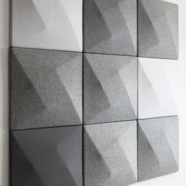 Modern Sound Absorbing Panels