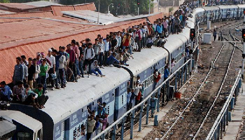 indian-railway-to-dissuade-people-from-travelling-without-ticket-paramnews
