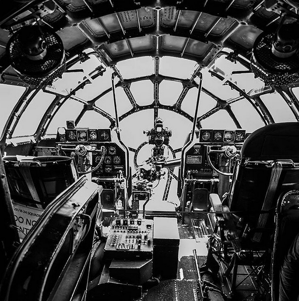 B29 Cockpit  Hanks Blog