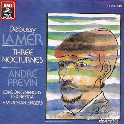 The First Pressing CD Collection: Claude Debussy - La Mer ...