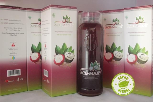 Obat Benjolan Di Ketiak Herbal Ace Maxs