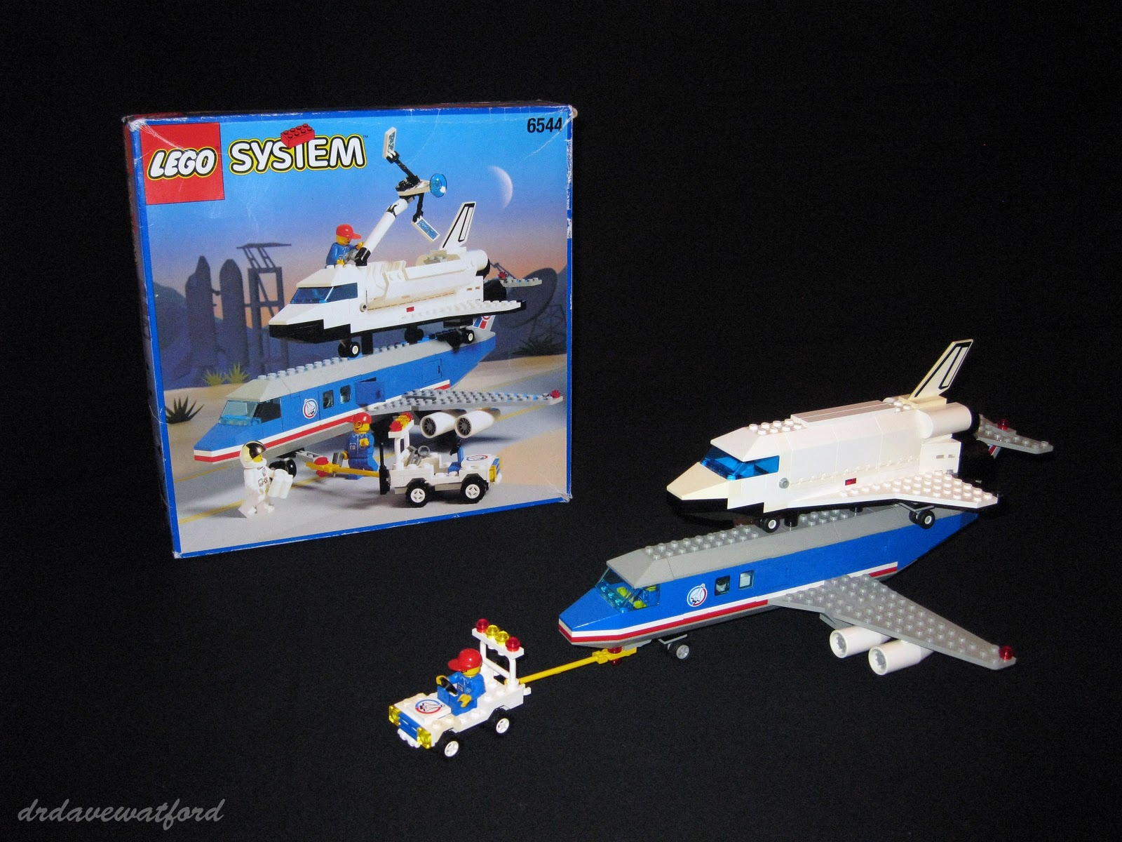 lego space shuttle and plane - photo #3