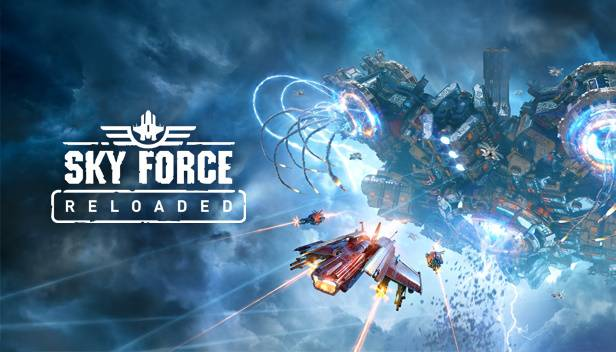 Game Pesawat Tempur Android Sky Force Reloaded