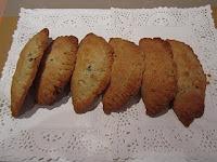 Pastissets de Tortosa con semillas de anís y rosquillas