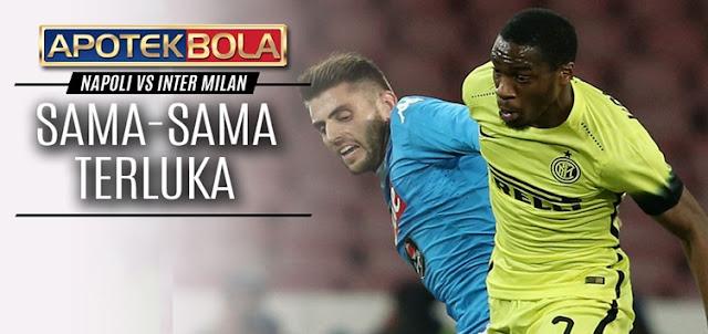Prediksi Pertandingan - Napoli vs Inter Milan 3 Desember 2016