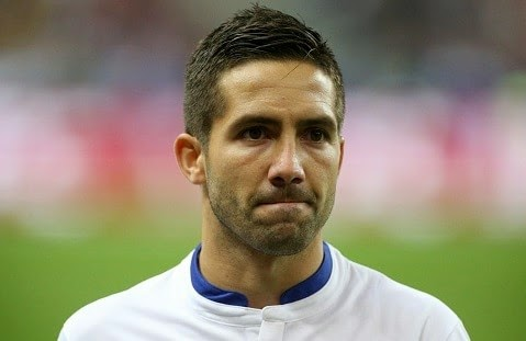 Joao Moutinho give a blow as he eyes to stay with Monaco