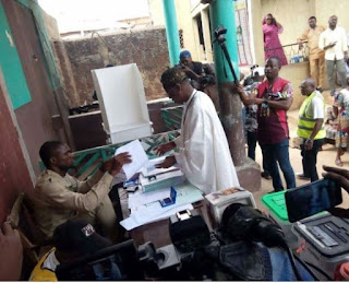 Card Reader Rejects the PVC of Lai Mohammed