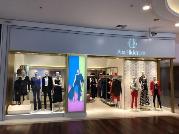 9a47b12b14400 Chic e Fashion  Ana Hickmann Collection inaugura loja no Morumbi