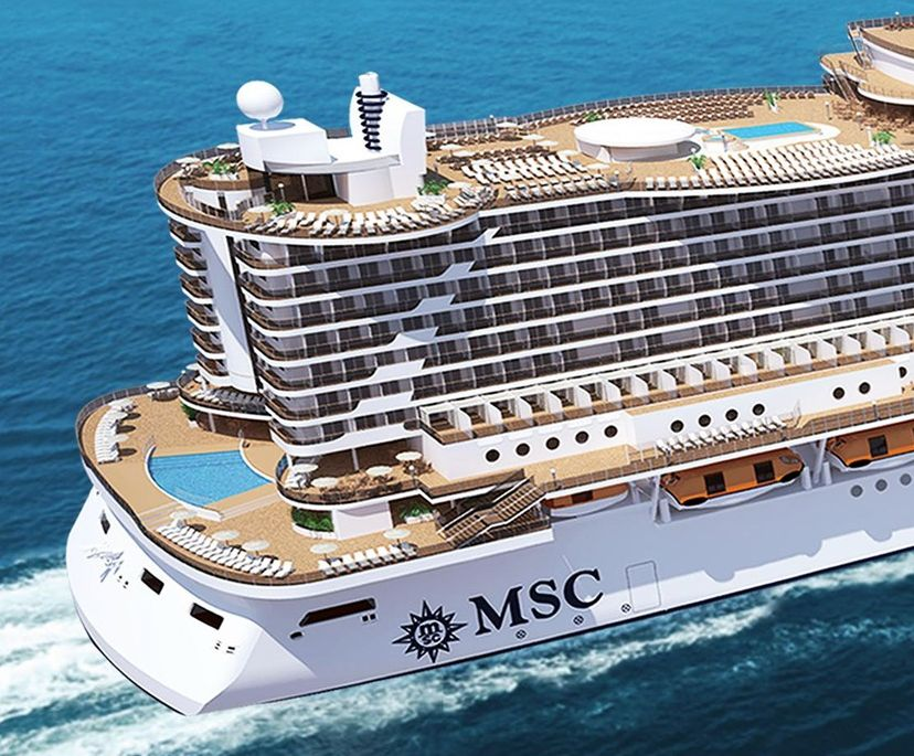 MSC Meraviglia to be Christened in Le Havre
