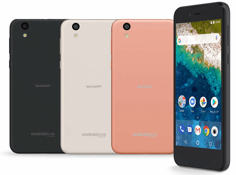 Sharp S3 Android One smartphone launched