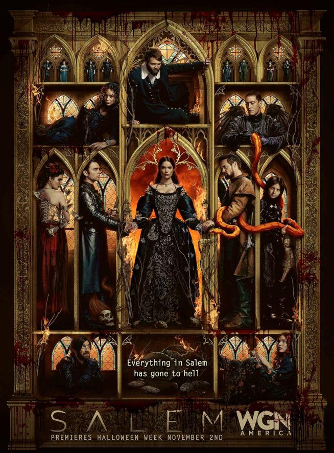 Salem 2016: Season 3 - Full (1/13)