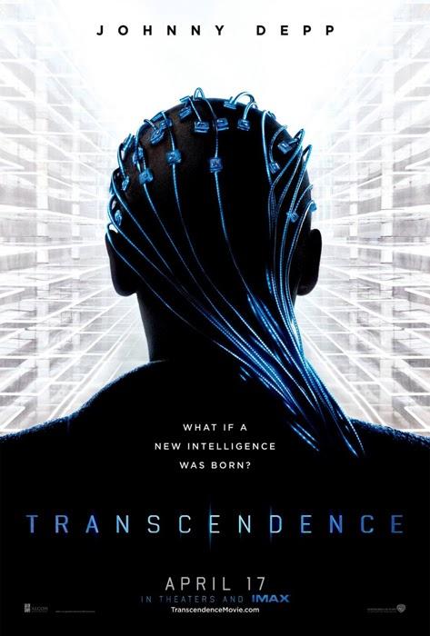 Primul poster pentru SF-ul Transcendence cu Johnny Depp