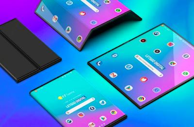 Xiaomi'den Çift Katlamalı Telefon
