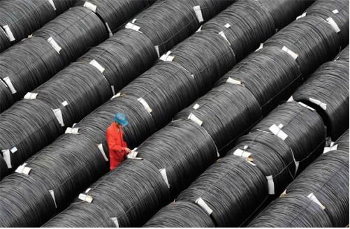 Nguyên nhân thép Trung Quốc tràn ngập thị trường Việt Nam