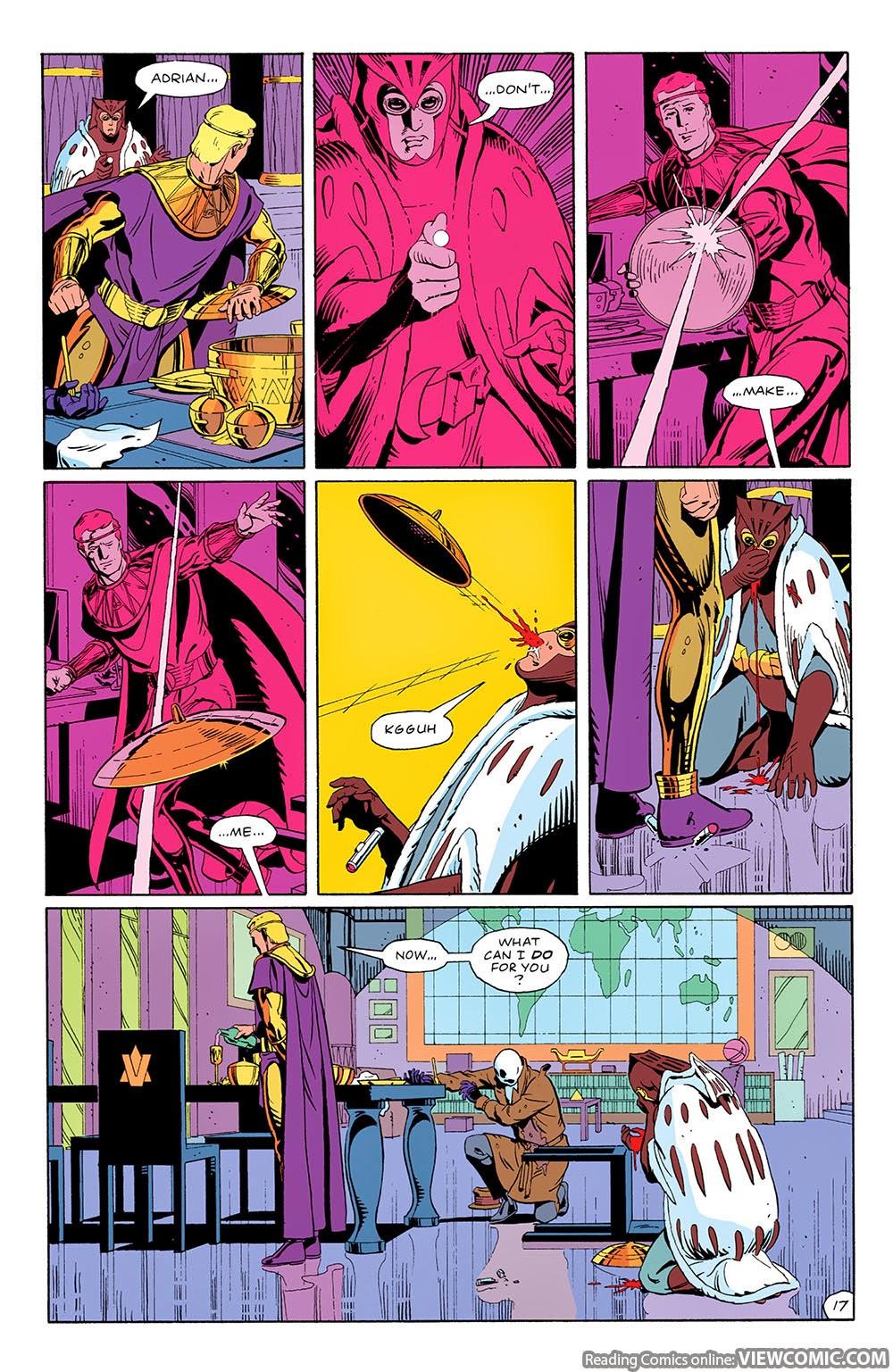watchmen 11 viewcomic reading comics online for
