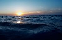 Amanecer.jpg. Oceáno Atlántico, Zahara de los Atunes, Cádiz.
