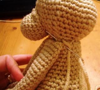 Amigurumi Yorkie Tutorial Pattern | Amigurumi | Crochet | 289x320