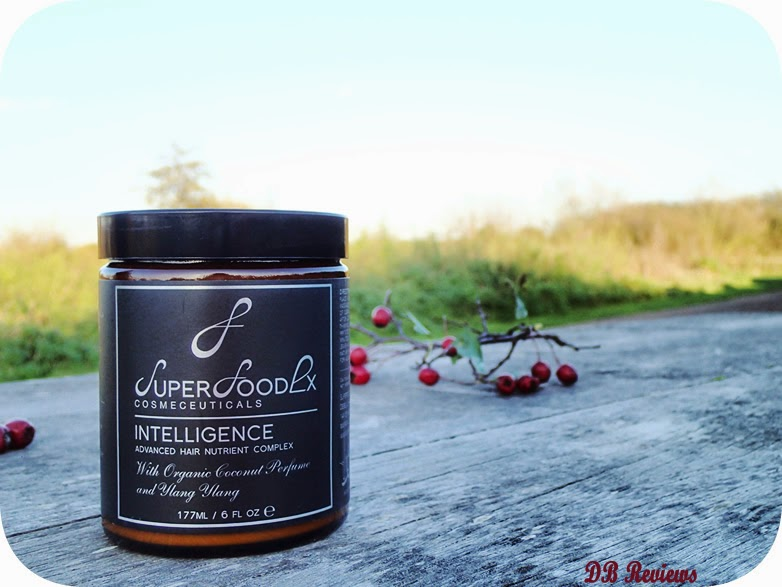 Superfood Lx INTELLIGENCE Advanced Hair Nutrient Complex