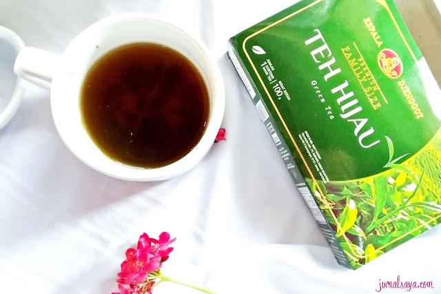 teh hijau bagus untuk kesehatan