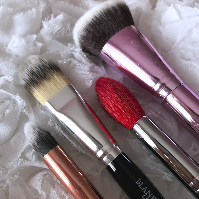New Makeup Brushes - Blank Canvas Cosmetics
