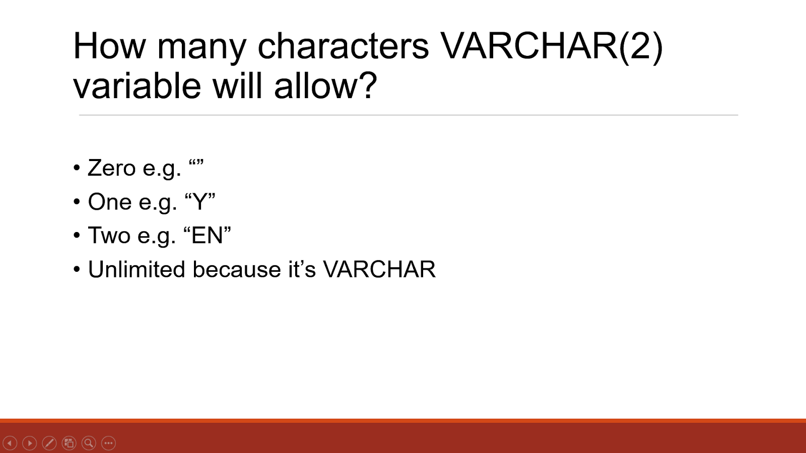 How many characters is allowed on VARCHAR(n) columns in SQL Server