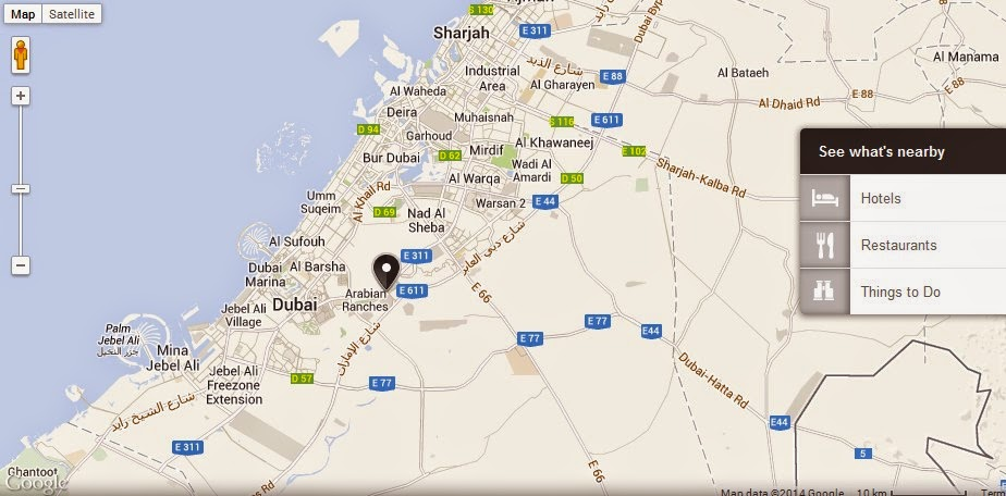 UAE Dubai Metro City Streets Hotels Airport Travel Map
