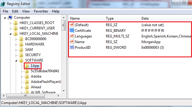 Read Registry Value and Registry Key using VBScript via WMI