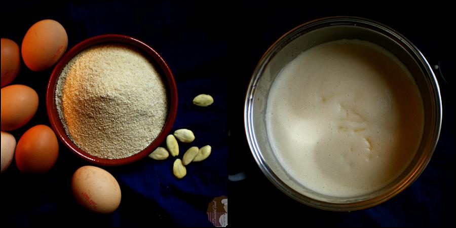 Gallina en leche {Pastel de Porcuna} Ingredientes y elaboración