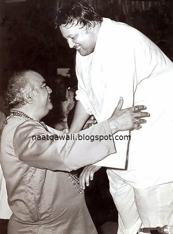 Naat And Qawali: Nusrat Fateh Ali Khan Best MP3 Qawali Ali