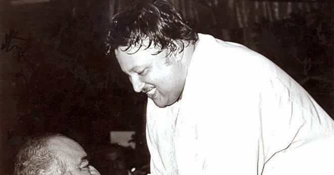 Naat And Qawali: Nusrat Fateh Ali Khan Best MP3 Qawali Ali
