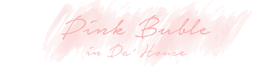Pinkbuble in da house! | Beauty and Family Blog