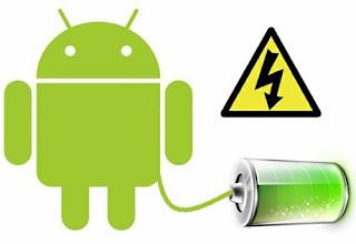 Tips Ampuh Agar Baterai Android Awet