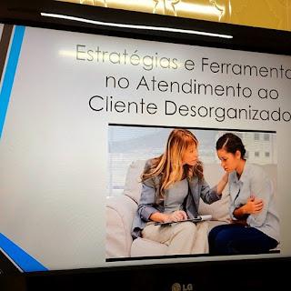 Imagem da Oficina 'Estratégias e Ferramentas no Atendimento ao Cliente Desorganizado