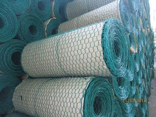 SPESIFIKASI KAWAT LOKET PVC | Jual Kawat Loket Harga Pabrik