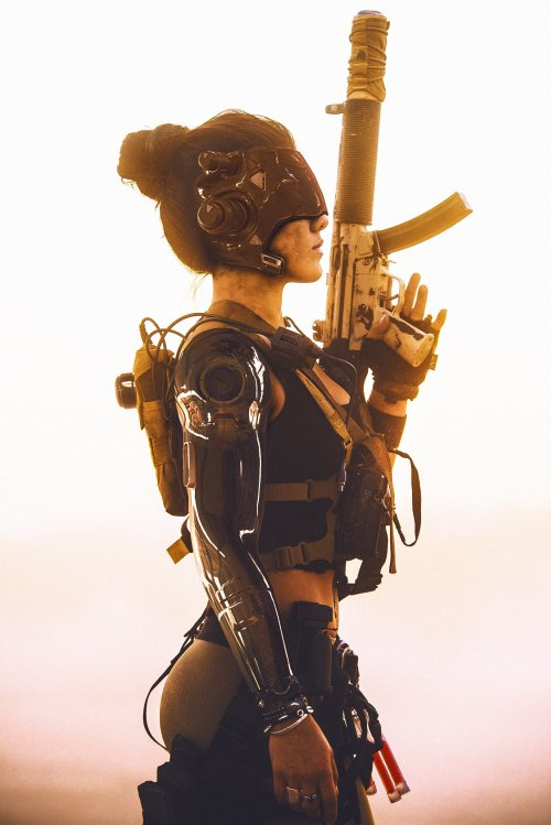 Abrar Khan artstation arte ilustrações modelos 3d photoshop ficção científica cyberpunk games