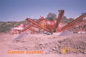 Stone Crusher Kapasitas 30-40, 40-60, 70-100, 180-200 Ton/Jam - TRITUNGGAL DHARMA