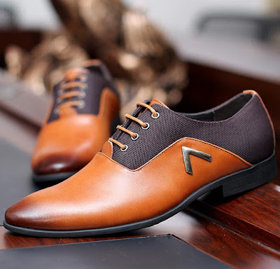 Latest PU footwear for Men 2015