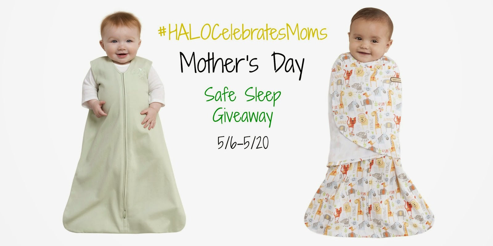 free halo swaddle, win a bassinest, free baby gear online, best products for baby, award winning baby products