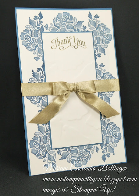 Miriam Castanho-Bollinger, #mstampinwithyou, stampin up, demonstrator, dsc, thank you, perfectly penned, floral phrases stamp set, su