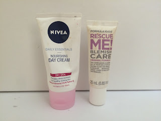 Nivea Nourishing Day cream