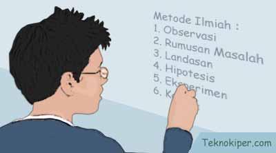 Langkah-langkah Metode ilmiah